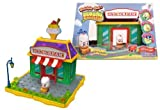 Ice-Scream! Store Playset w/ Cutie Pie [#91] moshling: Moshi Monsters x Bobble Bots Store Gift Set Series