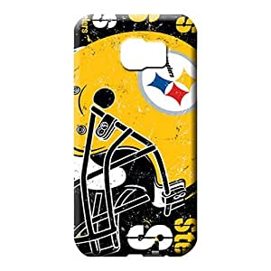 samsung galaxy s6 case Super Strong Hot New phone carrying skins pittsburgh steelers nfl football