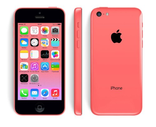 Apple IPhone 5C Smartphone 102 Cm Pink Amazonde Elektronik