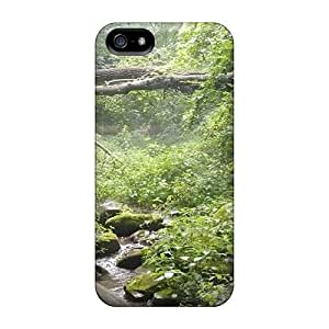 New Parfreys Glen Devils Lake State Park Wisconsin Tpu Case Cover, Anti-scratch Phone Case Phone Case For Iphone 5/5s