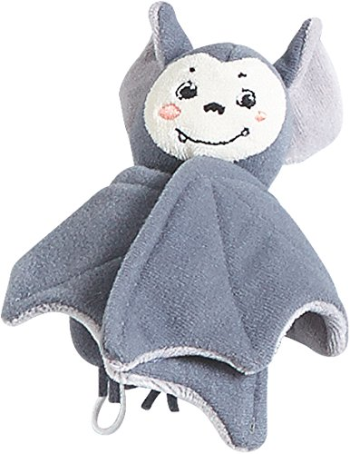 HABA Finger Puppet Mini Gray Bat 4.5