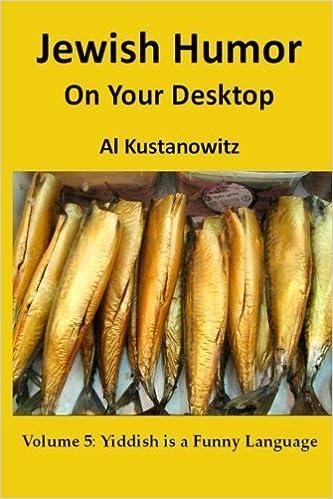 Jewish Humor on Your Desktop: Jewish Holiday Hilarity