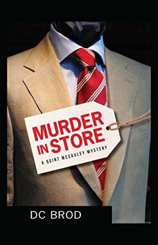 Murder in Store - The Gallery Stores In