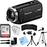 Best high zoom camcorder - Panasonic HC-V180K Full HD Camcorder with 50x Stabilized Review