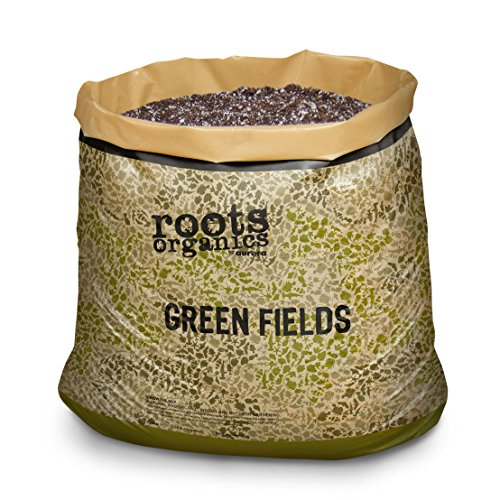 Roots Organics ROGF Growing Media, 1.5 cu ()