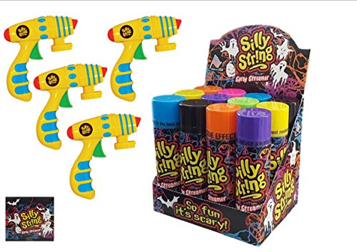 silly string spray streamer - 7