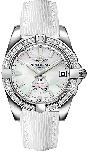 Breitling Galactic 36 Automatic Women's Watch A3733053/A788-236X