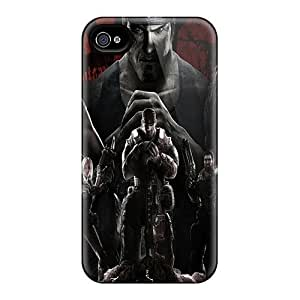 Iphone 6plus CcL11285bpLC Provide Private Custom Nice Gears Of War 3 Pictures Shockproof Hard Cell-phone Case -JasonPelletier