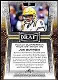 2020 Leaf Draft #1 Joe Burrow RC - LSU Tigers