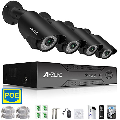 ZONE Network Security Surveillance Distance