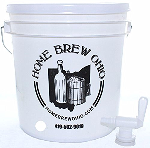 Bottling Bucket (Home Brew Ohio 2 Gallon Party Bucket)