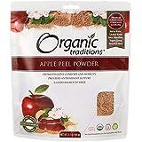 Organic Traditions Apple Peel Powder 3.5 oz (100 grams) Pkg