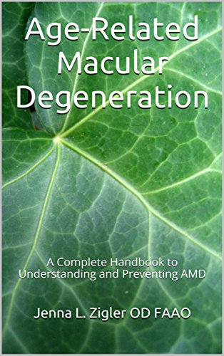 Age Related Macular Degeneration Understanding Preventing ebook product image