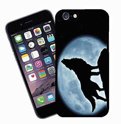 Wolf Howling iPhone Case–dieses Cover passt Apple Modell iPhone 6–von Eclipse Geschenk Ideen