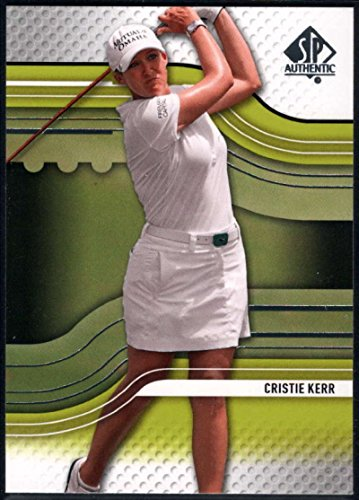 Golf PGA/LPGA 2012 SP Authentic #11 Cristie Kerr