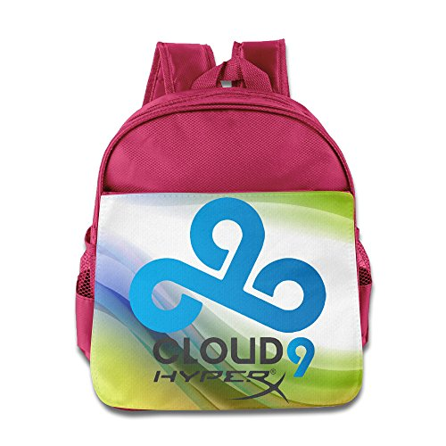 Price comparison product image Cloud9 Csgo HyperX Kids School Pink Backpack Bag