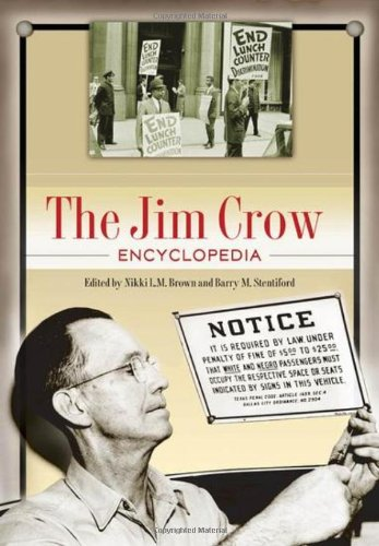 Search : The Jim Crow Encyclopedia [2 volumes]: Greenwood Milestones in African American History (Milestones in Business History)