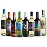 Halloween Glow in the Dark Wine Bottle Label Stickers (8 Labels) by Morbid Industries
