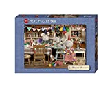 Heye Celebration Mouse Mansion Puzzles (500-Piece)