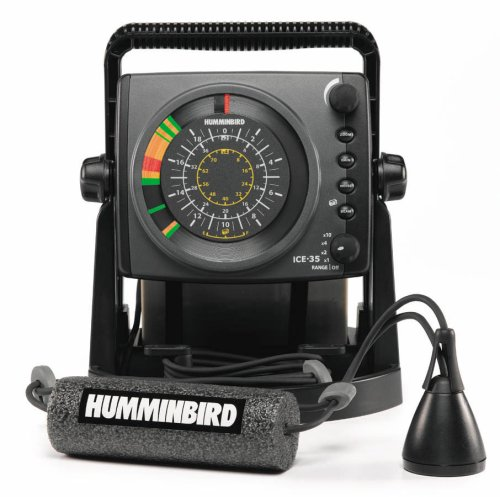 Sonar Flasher System - Humminbird ICE-35 Three Color Flasher