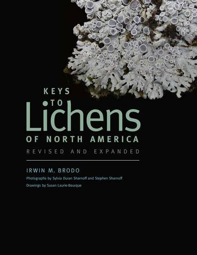 Irwin Guide - Keys to Lichens of North America: Revised and Expanded