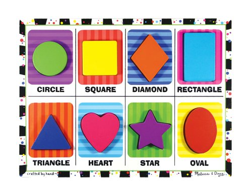 A DIY Shape Game For Your Preschooler