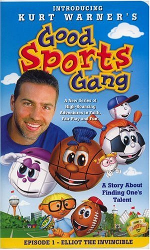Introducing Kurt Warner's Good Sports Gang [VHS]