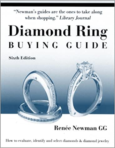 Téléchargement de livres audio gratuits kindleDiamond Ring Buying Guide: How to Evaluate, Identify and Select Diamonds & Diamond Jewelry (6th Edition) 0929975324 PDF iBook PDB