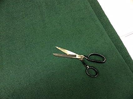 Botella verde de tela de toalla algodón - gruesa y de