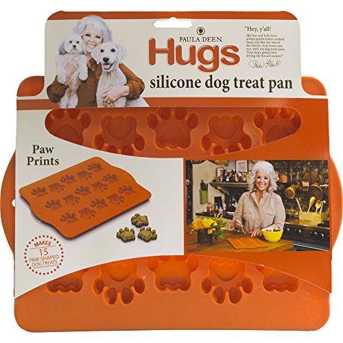 Paula Deen by Hugs Silicone Dog Treat Pan