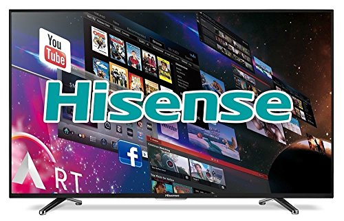 Hisense 43in 1080p Backlight LED Wi-Fi Smart TV with Full...
