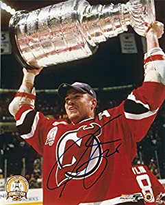 Autographed Jason Arnott 8x10 New Jersey Devils Photo