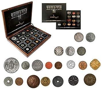 IMPACTO COLECCIONABLES Monedas Antiguas - 20 Monedas ...