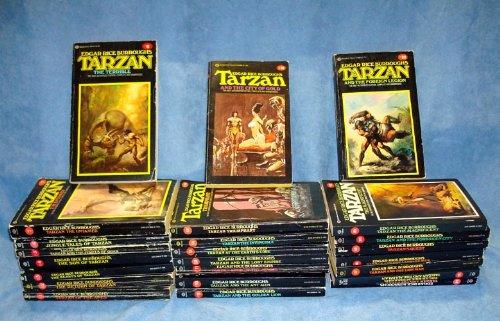 Complete Tarzan series 1-24  Tarzan  ]()