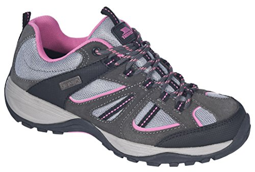 Trespass Damen jamima Outdoor Fitnessschuhe Grau (Grey)