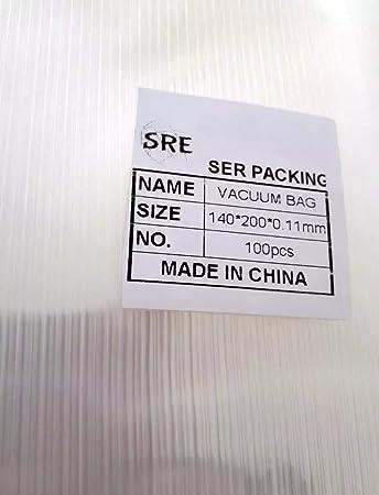Amazon.com: Cadamada - Rollos de sellador al vacío, bolsas ...