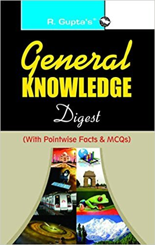 General Knowledge Digest (With Objective Type Questions) pdf epub
