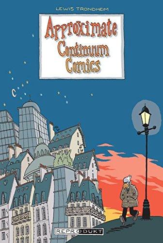 Approximate Continuum Comics