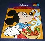 Mickey's Alphabet Soup