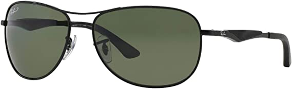 Ray-Ban RB3519-006/9A - Gafas de sol polarizadas, 59 mm, color ...