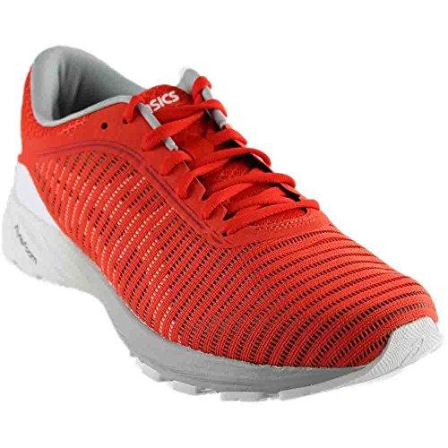 Asics Mens Dynaflyte 2 Running Shoes Cherry/White/Mid Grey 10 D(M) US