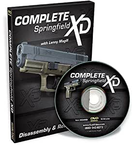 Complete Springfield XD: Disassembly/Reassembly