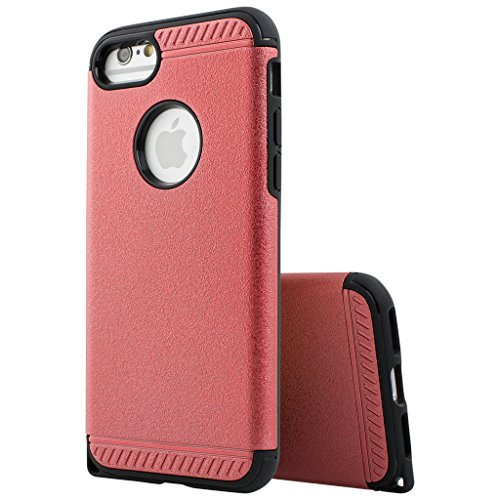 Better Style Apple iphone 6 Case cover, Designer Case Frame Protective Cover For iPhone 6 (Bronze)
