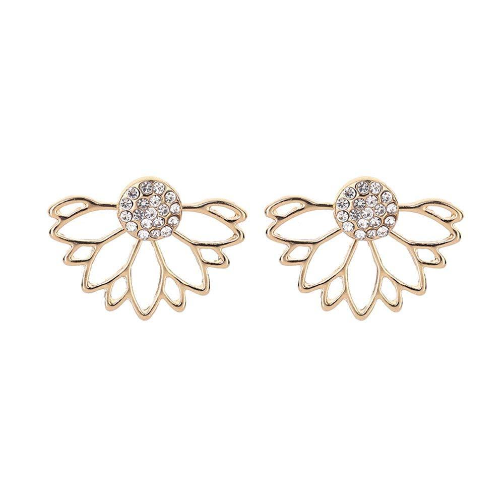 Keliay Minimalist Design Fashion Earrings Ear Ring Combination Of Fashion simple Earrings Woman