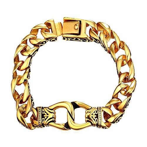 U7 Heavy Bracelet Stainless Bracelets