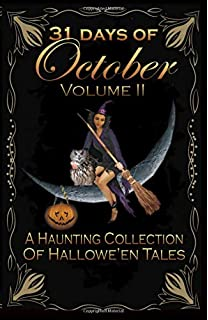 amazon 31 days of october a haunting collection of hallowe en