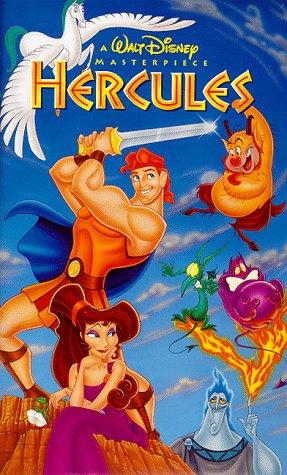 Hercules (A Walt Disney Masterpiece)  [VHS]