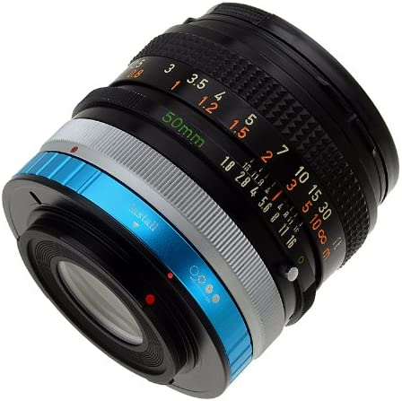Fotodiox Lens Mount Adapter Compatible with Tamron Adaptall Adaptall-2 Lenses to Nikon F-Mount Cameras