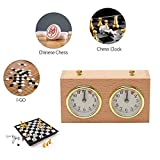 Chess Clock The Same Design of The Queens