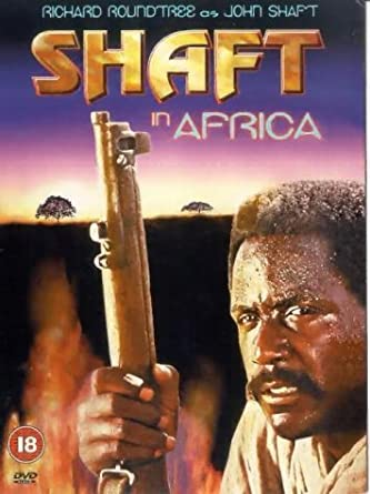 shaft in africa dvd amazon co uk richard roundtree frank finlay